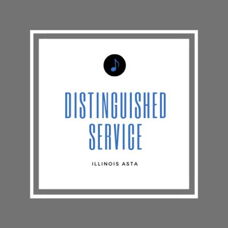 IL ASTA distinguished service